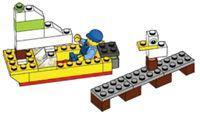 Boat build instructions.