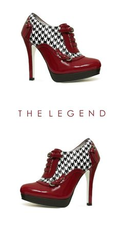 """Limited - Houndstooth - """"The Legend"""""""