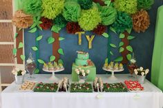 gruffalo party by sugar.spice.love