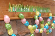 Easter Bunting with