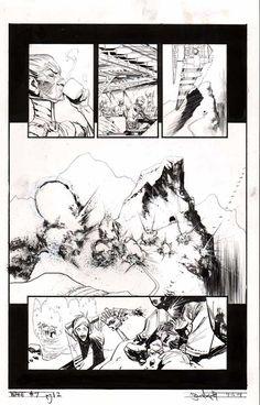 The Wake Issue 9/12 by Sean Gordon Murphy