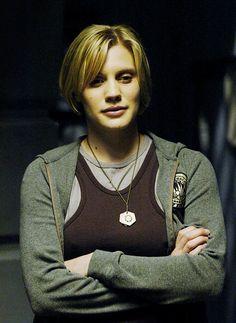 Katee Sackhoff   #battlestar galactica  #starbuck