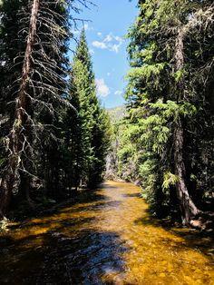 Meadow Creek Dam Tabernash Co Nature Mountains