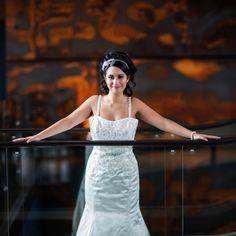 Wedding Photographer Newtownards, Wedding Photographer Belfast, Venue Titanic Building Belfast, www.ianpedlowphotography.com Belfast, Titanic, Wedding Portraits, Portrait Photographers, White Dress, Building, Photography, Dresses, Fashion