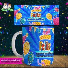 En Motta tenemos variados diseños para sublimar Tazas #sublimar #plantillas #cojines #personalizados #sublimación #diseñosparatazas #diseñosparasublimar #plantillastazas #somosmotta #mottaconsultores #diseñosparasublimar #plantillasparasublimar plantillas para estampar  Frosted Flakes, Social, Box, Ideas, Colorful Birthday, Custom Cushions, Stampin Up, Stencils, Snare Drum