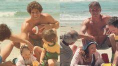 Expedia s'inspire du Throw Back Thursday pour reproduire vos photos d'enfance