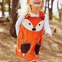 free pattern - Fox Dress