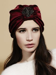 Jennifer Behr - Sophia Turban - available at www.jenniferbehr.com