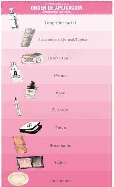 Maquillaje paso a paso(Beauty Tips Make Up) Girls Makeup, Love Makeup, Makeup Looks, Sleek Makeup, Stunning Makeup, Bride Makeup, Beauty Make-up, Beauty Hacks, Beauty Tips