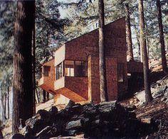 Norman Jaffe - Fischer House