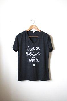 I still believe in 398.2 librarian shirt