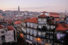 Porto, Portugal (4) Porto's Winter Skyline Posted on January 10, 2015 by Gail at Large
