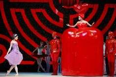 National Ballet of Canada takes Alice's Adventures in Wonderland to Los Angeles
