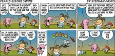 Pearls Before Swine  ~  March 31, 2013