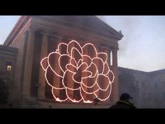 ▶ Philadelphia Explosion Project by Cai Guo-Qiang - YouTube