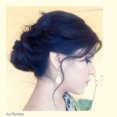 Bride - hairstyle