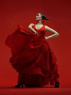 I dream sometimes that I am a flamenco dancer. I have the feeling, the desire, the alma, but there is something, too, that you need, and I don't know what it is. Maybe it is duende. http://chloethurlow.com/2014/11/love-drug/