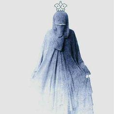 Hijab DrawingNiqap is my crown Hijab Drawing Source : Niqap is my crown by Niqabiqueens Anime Muslim, Muslim Hijab, Beautiful Muslim Women, Beautiful Hijab, Arab Girls, Muslim Girls, Hajib Fashion, Muslim Pictures, Hijab Drawing