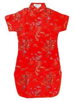 Red Chinese #dress $16 for the flower girls