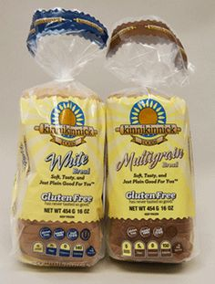non-frozen gluten free bread