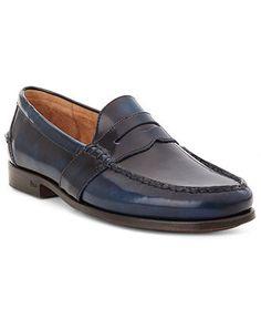 Polo Raph Lauren Shoes, Arscott Penny Loafers II - Macy's