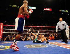 Floyd Mayweather (Professional Record - 43 wins, 0 losses, 26 KO's)