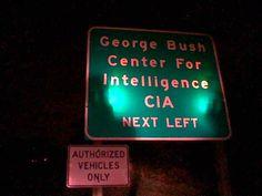 CIA Interstate Offramp