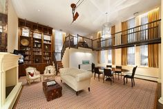 Tribeca triplex at 55 White Street. Listed for $2,850,000