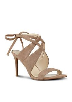 Nine West Natural Ronnie Heels