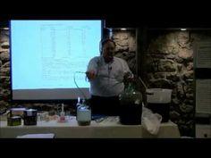 Elderberry Winemaking Workshop, Part 2 - YouTube