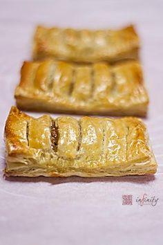 Puff Pastry Apple Pie