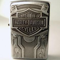 Harley Davidson Zippo~ Karmenjariz