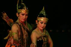 Ramayana Ballet, Prambanan, Jogjakarta, Indonesia