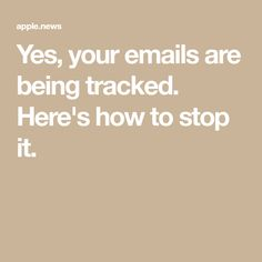 Yes your emails are being tracked. Mashable Elektroniken emails Heres Mashable Stop tracked Life Hacks Computer, Iphone Life Hacks, Computer Basics, Computer Help, Computer Tips, Computer Works, Cell Phone Hacks, Smartphone Hacks, Technology Hacks