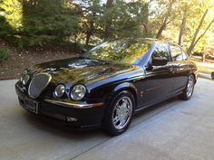 Jaguar S-Type 2000.