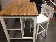 ilot stenstorp ikea occasion table de lit. Black Bedroom Furniture Sets. Home Design Ideas