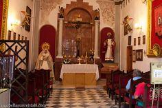 Chapel on Orange Square - Cofradía del Santo Cristo del Amor