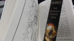 Hobbit Bookmark...