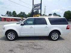 2015 Ford Expedition EL Limited - item condition used 2015 ford expedition el…