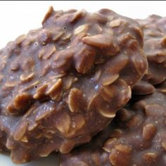 Chocolate Peanut Butter No Bake Cookies Recipe 2   Just A Pinch Recipes