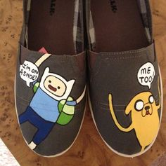 adventure time talking to themselves