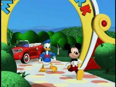 A family-friendly educational music video. Walt Disney Records, Disney Music, Mickey Mouse Clubhouse, Birthday Invitations, Music Videos, 3d, Make It Yourself, Youtube, Cakes