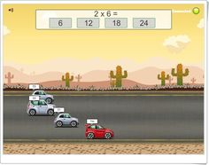 Rally, Maths Area, Multiplication Tables, Teaching Resources, Activities