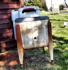 1940's maytag wringer washing machine | Recent Photos The Commons Getty Collection Galleries World Map App ...