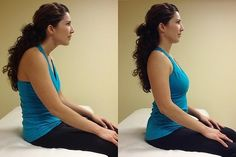 Postural Correction For: Neck and back pain Why: The first step in alleviating an aching neck and back is to correct your posture, as that's a major contributor to pain, notes Dr. Yoav Suprun, a physical therapist in Miami, Florida. Think about how you're sitting at this very instant. Slouched? …