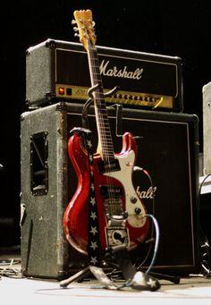 Stevie Ray Vaughn Guitar Collection