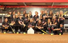 Softball Team Picture