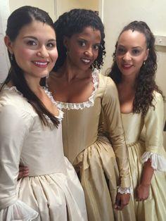 Hamilton's Renée Elise Goldsberry Shares Her Opening Night Adventure