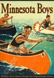 Minnesota Boys Poster