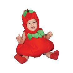Baby Apple Costume Set - 6-12 mo.